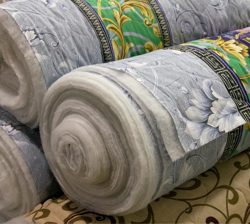 Ткань для покрывала купить в спб стеганая купить клей для тканей